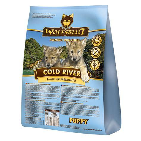 wolfsblut cold river puppy welpenfutter von wolfsblut