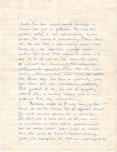 Paper Essay Writing Essay My Mom Is My Role Model English Essay Short Story also Essays Papers Essay My Mother My Role Model Western Washington University Essay  Science And Technology Essays