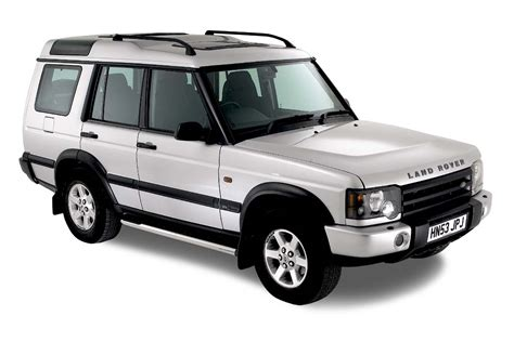 Used Land Rover Discovery Review (2002-2005)