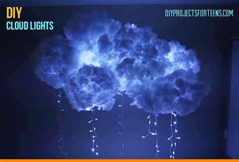 diy cloud light how to make a diy cloud light