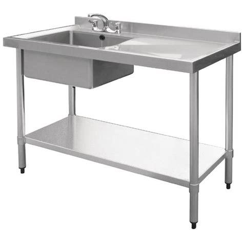 evier cuisine 120x60 meuble de cuisine avec evier inox evier cuisine inox avec