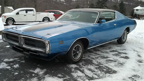1971 Dodge Charger Special Edition Hardtop 2 Door 6.3L for