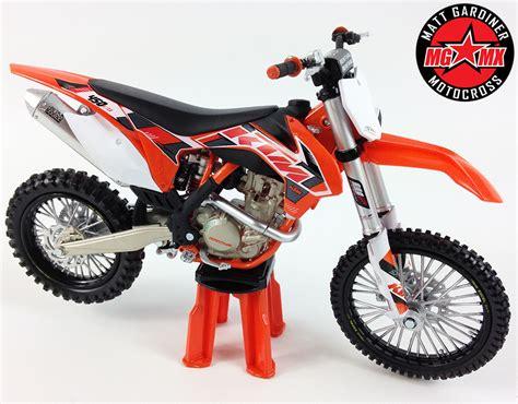 2015 ktm motocross bikes 2015 ktm sxf 450 1 12 die cast motocross mx motorbike