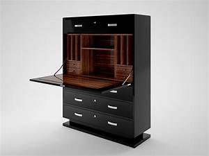 Sekretär Modern Design : moderner klavierlack sekret r ebay ~ Watch28wear.com Haus und Dekorationen