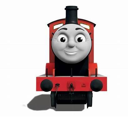 Thomas Friends Clipart James Characters Train Clip