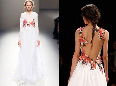 Alberta Ferretti Spring Summer 2014 Bridal Collection