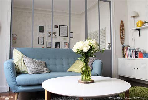 bureau vintage scandinave mon petit appartement parisien morgane b côté maison