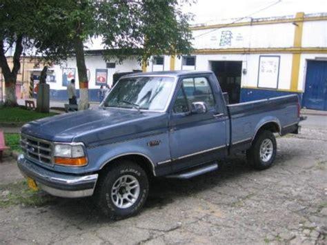 venta de camionetas ford bronco en colombia