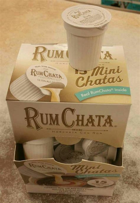 Rumchata creamer  .. This sounds yummy at work   Cocktails   Pinterest