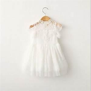 katarina white lace dress modernechild shoppe With robe dentelle enfant