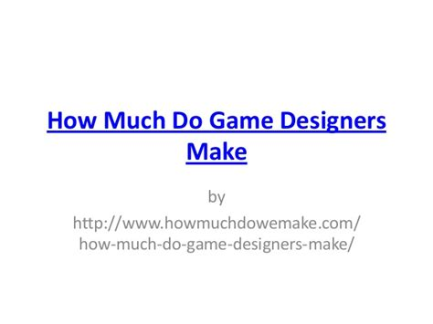 how much does a designer make how much do designers make