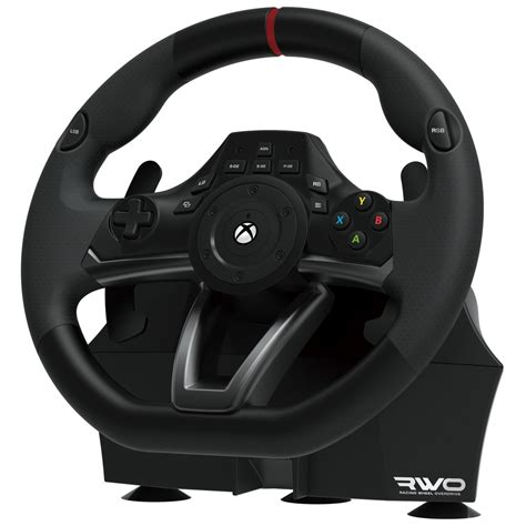 volante xbox one racing wheel overdrive for xbox one hori usa