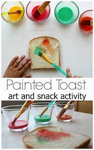 Indoor Aktivitäten Kinder : painted toast rezepte kinder spielideen f r kinder und spielideen ~ Eleganceandgraceweddings.com Haus und Dekorationen