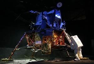 Grumman LM-13, Lunar Module for Apollo 18, and LM-1