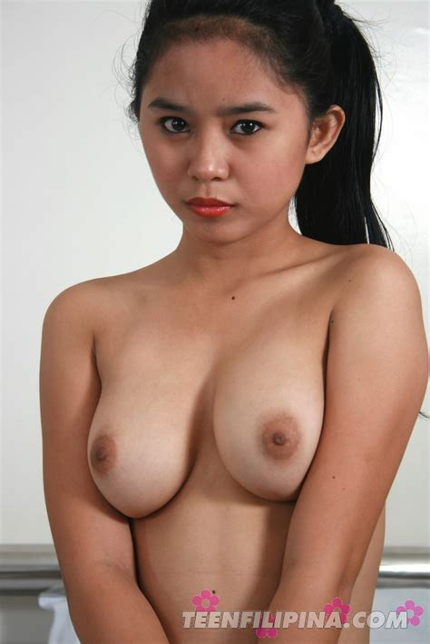 Angel Faced Year Old Filipina Teen Shows Off Her Incredible Body