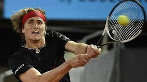 German Alexander Zverev Pushes Win Streak To Seven In ...
