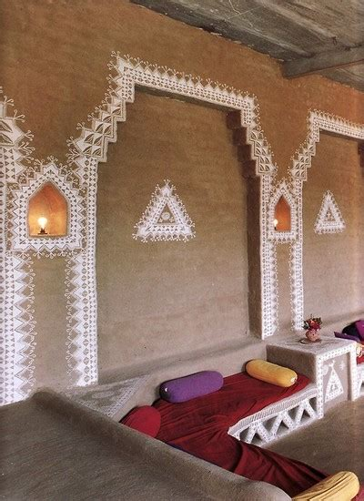 beautiful home decorations   world indian mud