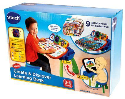 bureau educatif vtech cmagi bureau interactif 3 en 1