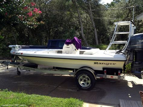 Used Flats Boats For Sale In Fl by 2008 Used Ranger Boats 173 Ghost Flats Boat Flats Fishing