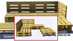 comment construire un canape de palette pour le jardin With fabriquer un cabanon de jardin