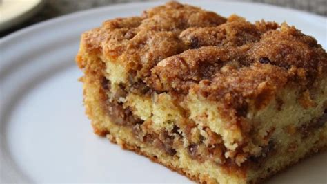 pecan sour cream coffee cake recipe allrecipescom