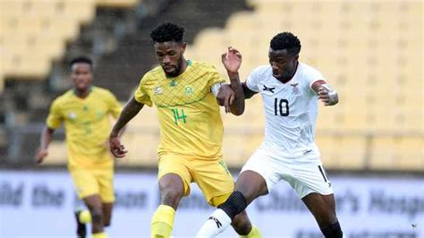 Safa chief believes Bafana Bafana need all their tried and ...