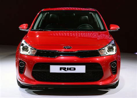 2018 Kia Rio Release Date And Specs  2019 Car Reviews
