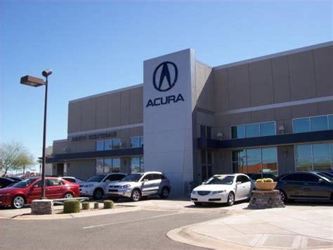 acura north scottsdale car dealership in phoenix az 85054