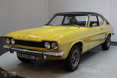 1974 Ford Capri | Crowad