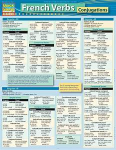 French Verb Conjugation Tables With English Translation