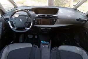 Boite Auto C4 Picasso : essai citro n grand c4 picasso bluehdi 120 eat6 petit coeur pour grands espaces ~ Gottalentnigeria.com Avis de Voitures