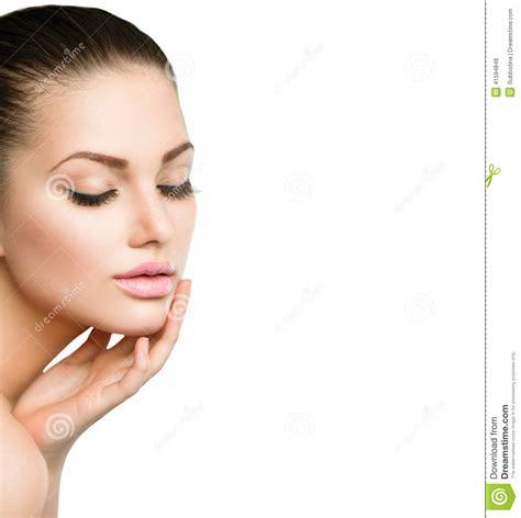 Beauty Spa Woman Portrait Stock Photo Image 41594848