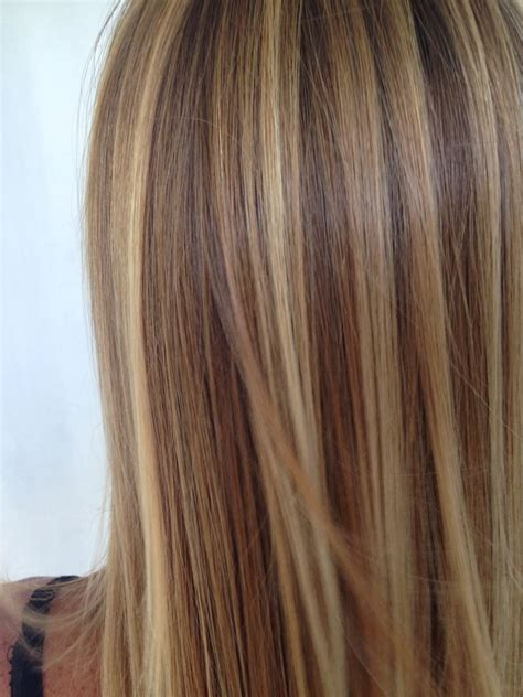 With Highlights by Highlights And Lowlights Highlighted Hair Hair