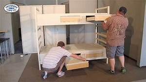 Metal Bunk Bed Assembly  Short