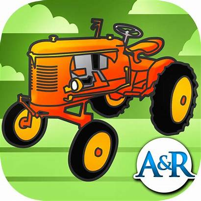 Tractor Farm Activities Drawing Entertainment Ar