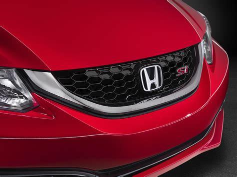 Honda Civic Si Coupe Specs