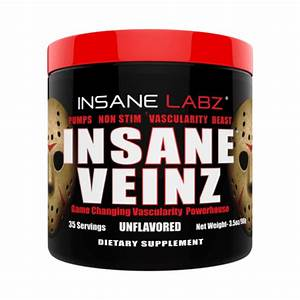 Insane Veinz Pump Pre Workout Review  Is It Worth Trying