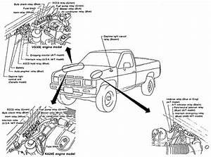 Wiring Diagram 1993 Nissan Pickup