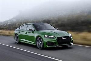 Llega El Nuevo Audi Rs5 Por Primera Vez En Formato Sportback