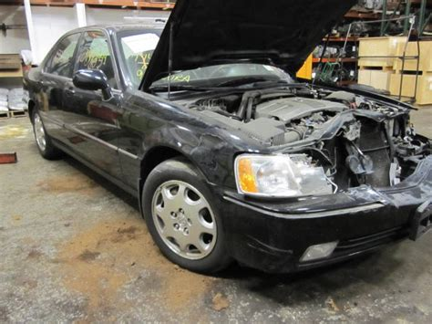 Acura Rl Gas Mileage by Parting Out 1999 Acura Rl Stock 100803 Tom S
