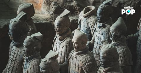 ครั้งแรกในไทยกับการเปิดโลกหลังความตายและความลับกองทหารดินเผาแห่ง 'จิ๋นซีฮ่องเต้' - THE STANDARD