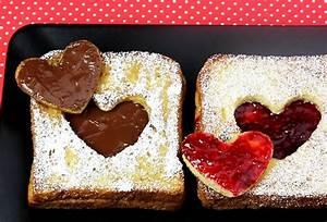 Valentinstag Kuchen In Herzform : french toast mit herz in 2019 rezepte zum valentinstag pinterest french toast kuchen ~ Eleganceandgraceweddings.com Haus und Dekorationen