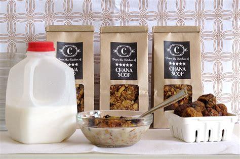 homemade nutritional granola evermine blog