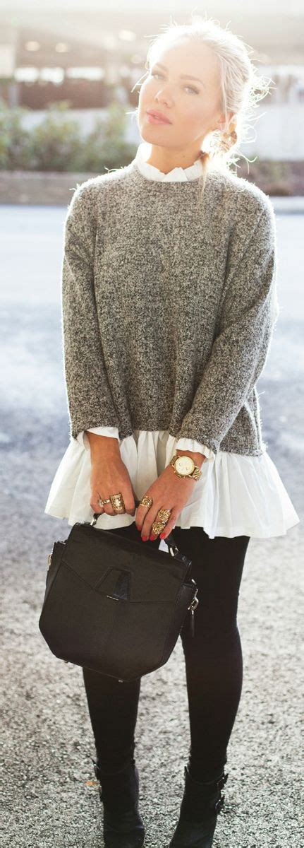 40 Ways to Make Black-and-White Work for You u2013 Trendy outfit Ideas | Styles Weekly