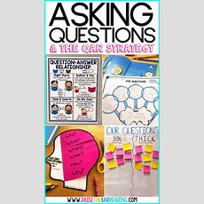 Teaching Reading Comprehension Strategies Asking Questions & Qar Strategy  Raise The Bar Reading