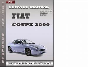 Fiat Coupe 2000 Factory Service Repair Manual Download