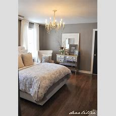 Our Gray Guest Bedroom And A Full Source List By Dear