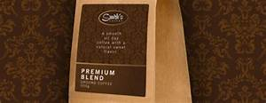 design coffee labels in illustrator for your brand With coffee label design template