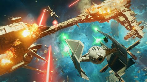 star wars squadrons trailer shows  story campaign