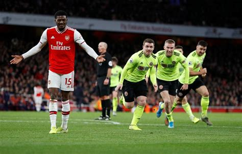 Arsenal held to another painful 1-1 draw at home against ...